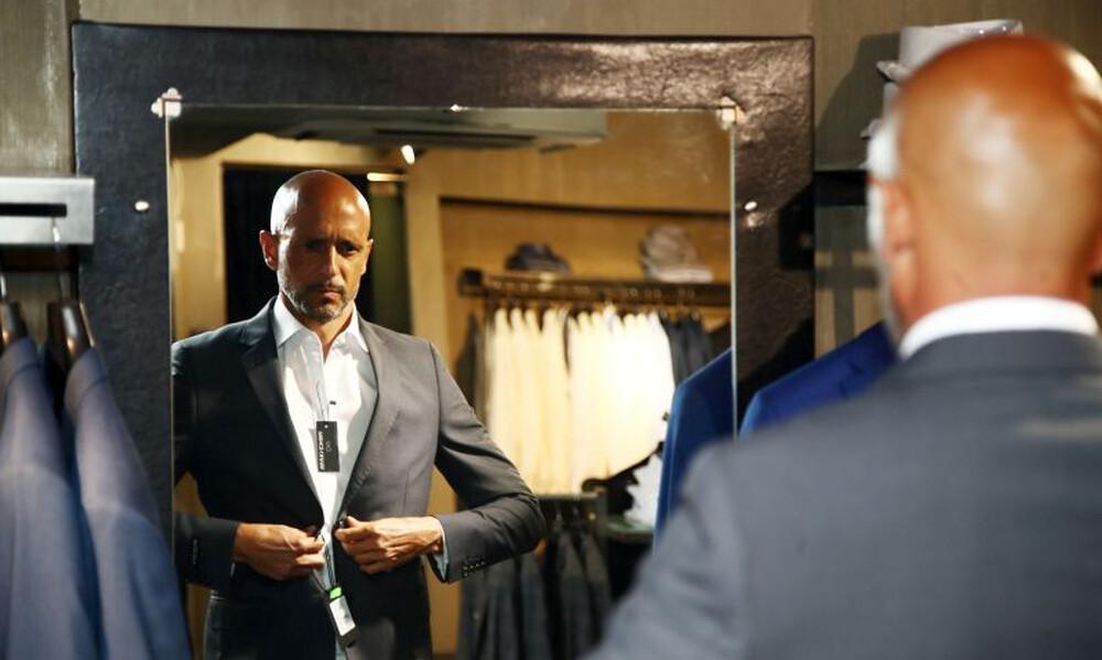 Το νέο κοστούμι του Μιγκέλ Καρντόσο στην ΑΕΚ (photos)