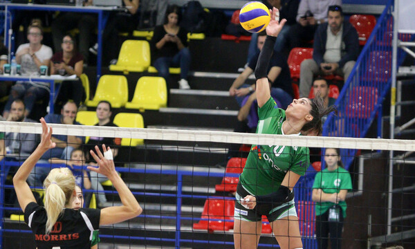 Volleyleague Γυναικών: Σούπερ ντέρμπι Παναθηναϊκού Α.Ο.-ΠΑΟΚ στην πρεμιέρα