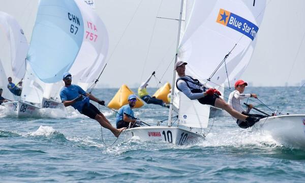 Ιστιοπλοΐα: Δίνει πρόκριση στους Ολυμπιακούς Αγώνες η Ενοσίμα