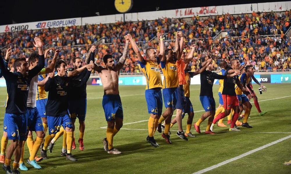 Champions League: Πέρασε ο ΑΠΟΕΛ, αποκλεισμός για τον Ίβιτς