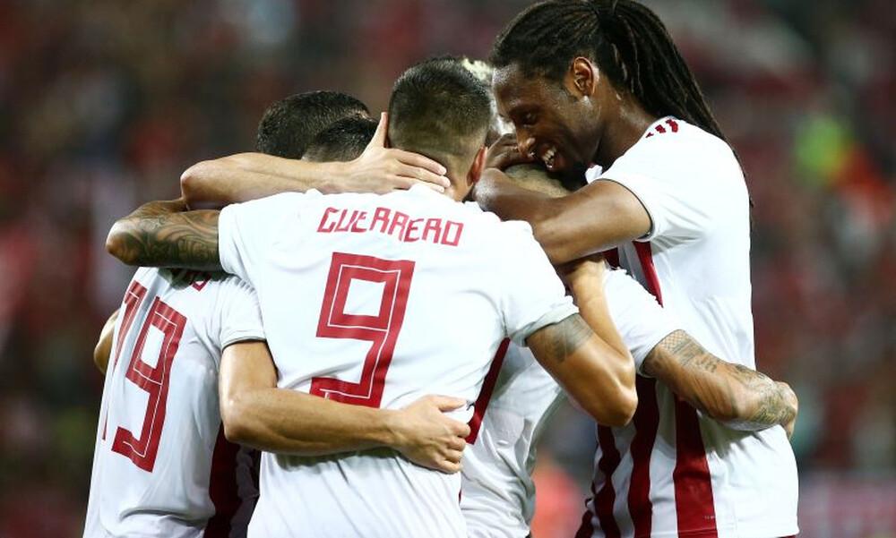 Ολυμπιακός-Βικτόρια Πλζεν: Τα γκολ που διέλυσαν τους Τσέχους (videos+photos)