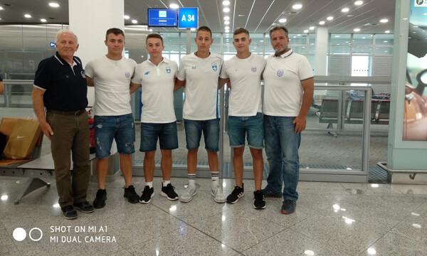 Κανόε Καγιάκ: Με τέσσερις αθλητές στο παγκόσμιο πρωτάθλημα της Ρουμανίας