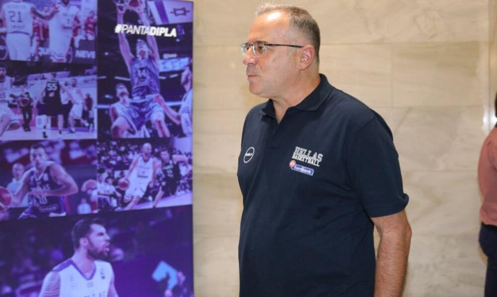 Σκουρτόπουλος: «Έχουμε εξαιρετική ομάδα με εξαιρετικούς χαρακτήρες»