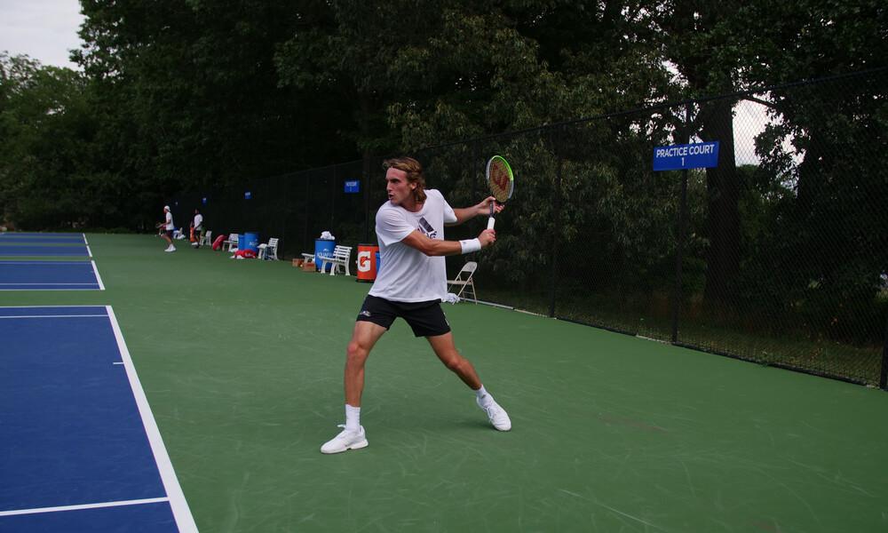 Η νέα μάχη του Τσιτσιπά πλέον στους 16 του Citi Open