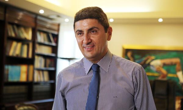 Συνάντηση Αυγενάκη με ΕΠΟ, Super League και FIFA/UEFA