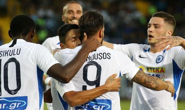 Ατρόμητος – Ντουνάισκα 2-0: Τα γκολ από το… διπλό «χτύπημα» (videos+photos)
