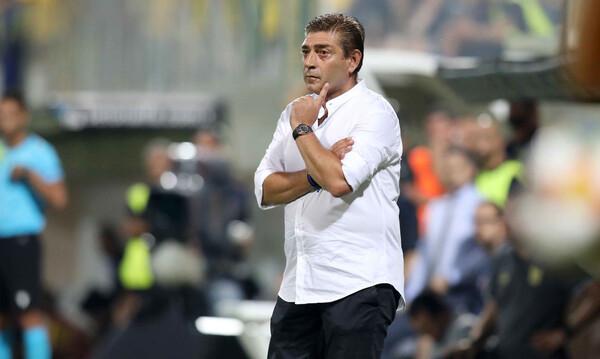 Παντελίδης: «Το γρήγορο γκολ καθόρισε το αποτέλεσμα»