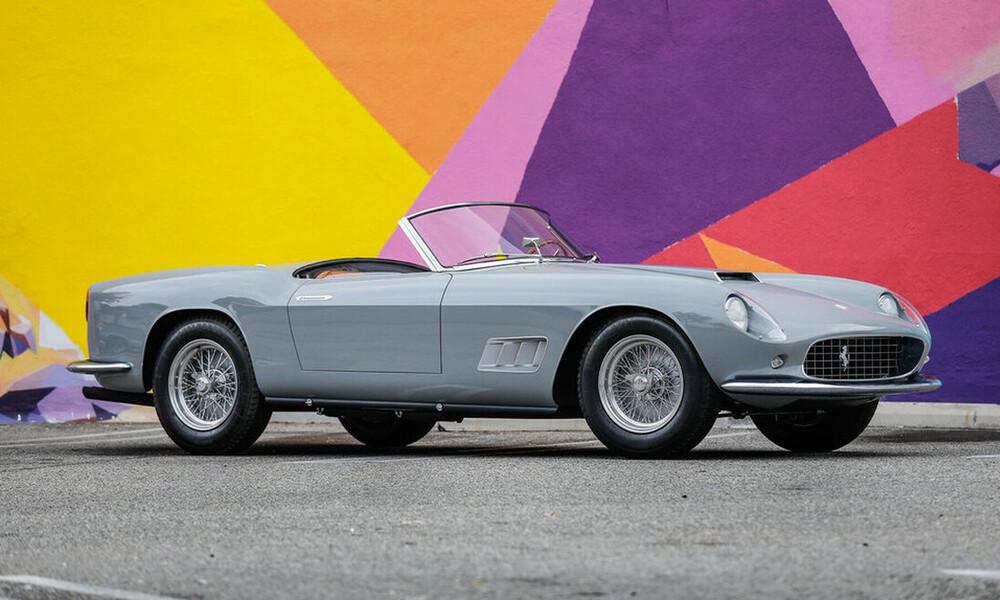 Η Ιταλική φινέτσα επιστρέφει με τη Ferrari California Spider
