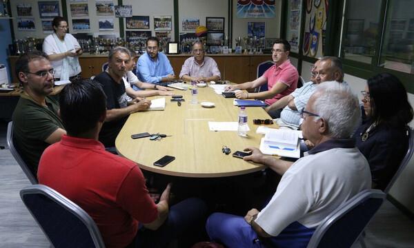 Μεσογειακοί Αγώνες 2019: Προτεραιότητα στις συζητήσεις για υποδομές