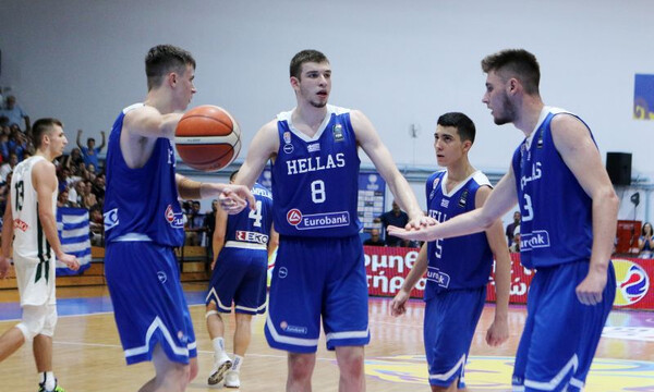 Eurobasket U18: Συγκλονιστικό βίντεο από την πρόκριση της Ελλάδας (video)