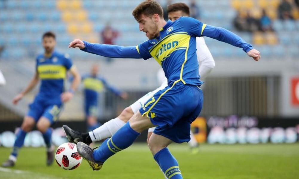Φιλική νίκη του Αστέρα, 1-0 τον Πανιώνιο στην Τρίπολη