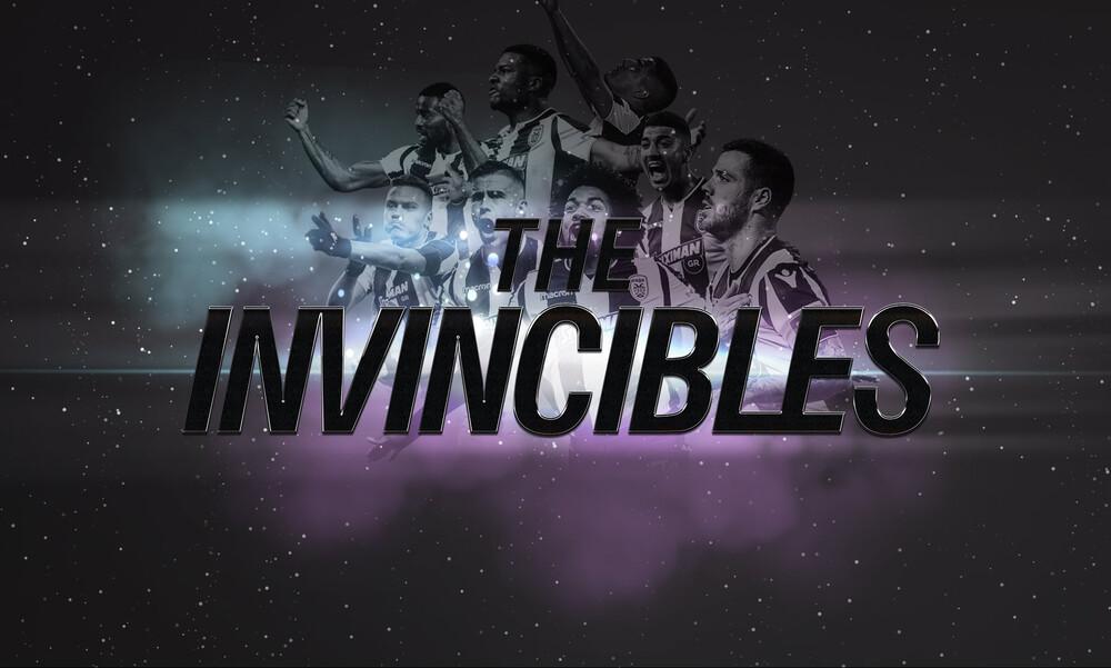 ΠΑΟΚ: Τη Δευτέρα τελικά η προβολή του ντοκιμαντέρ «The Invincibles»