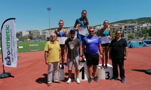 Στίβος: Η Ντραγκομίροβα νέο ρεκόρ κορασίδων στο μήκος και στο έπταθλο