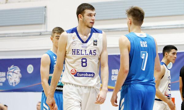 Ευρωπαϊκό U18: Στην κορυφαία πεντάδα ο Ρογκαβόπουλος (video)