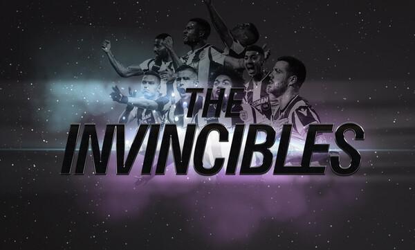 The Invincibles: Η ταινία-ντοκιμαντέρ του ΠΑΟΚ για το νταμπλ! (video)