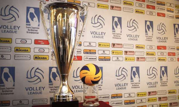 Volley League: Πήραν άδεια οι Φοίνικας Σύρου και Κηφισιά