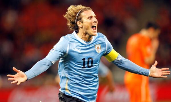 Τέλος το ποδόσφαιρο για τον Ντιέγκο Φορλάν! (photos+videos)
