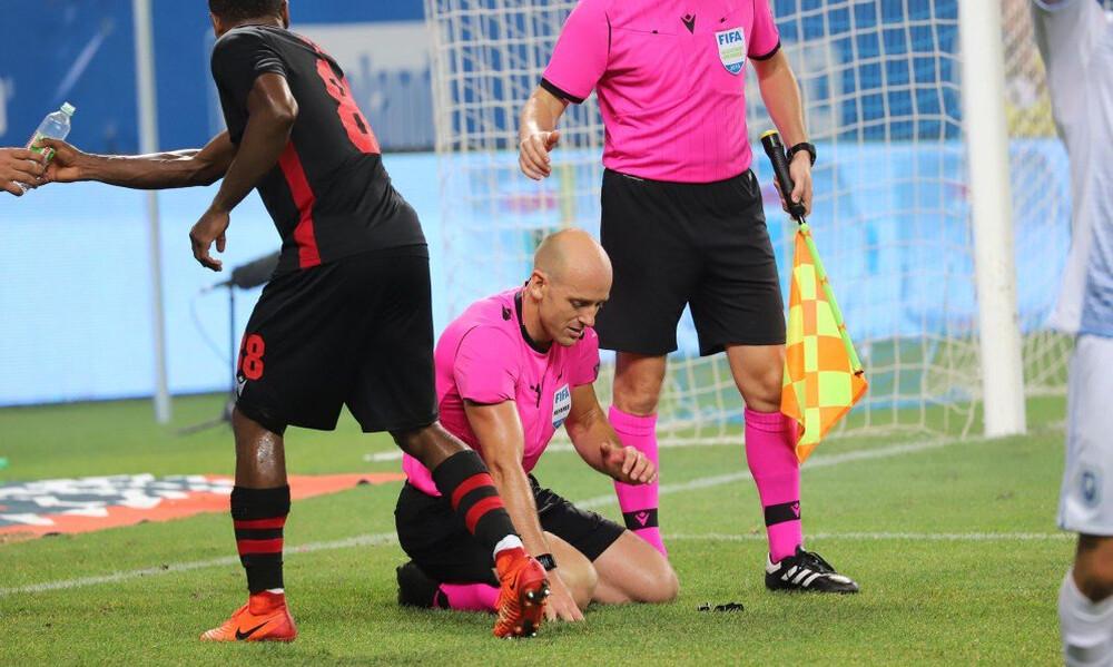 ΟΡΙΣΤΙΚΟ: Κεκλεισμένων το ματς της ΑΕΚ στη Ρουμανία