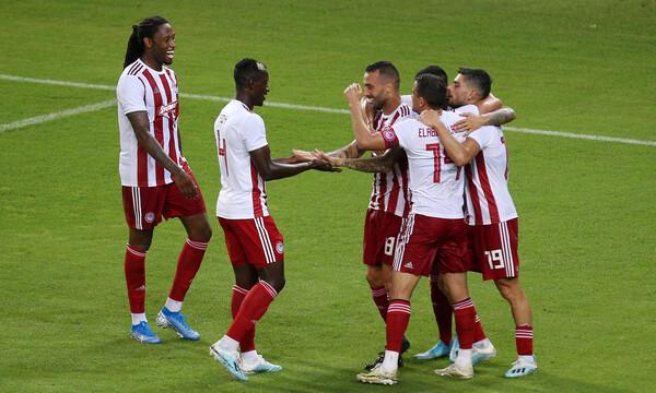 Live Chat: Μπασάκσεχιρ-Ολυμπιακός 0-1 (ΤΕΛΙΚΟ)