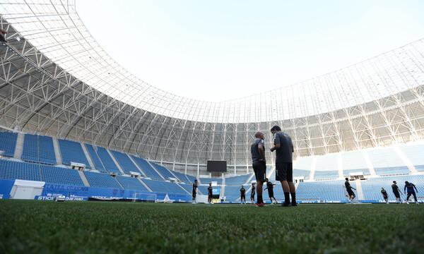 Κραϊόβα-ΑΕΚ: Με μαθητές στις εξέδρες το παιχνίδι