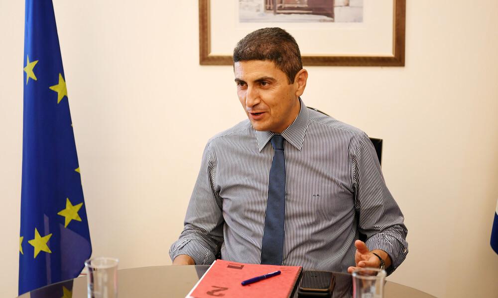 Αυγενάκης: «Μας ενδιαφέρει το γήπεδο του Παναθηναϊκού, να τηρηθούν οι κανόνες για Ολυμπιακό»