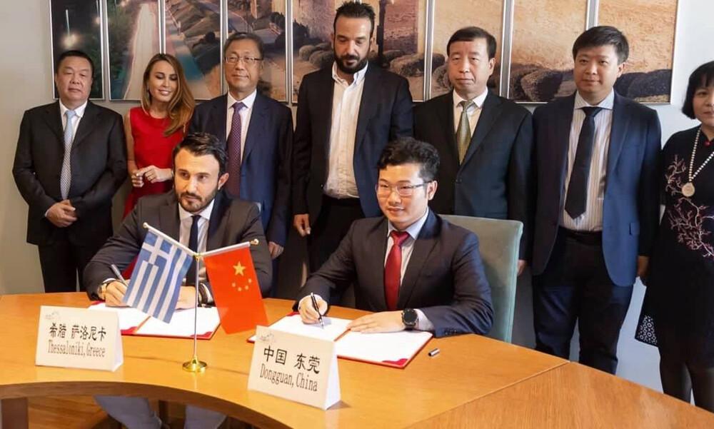 Άρης: Συμφωνία Καρυπίδη-Κινέζων για το «Βικελίδης»
