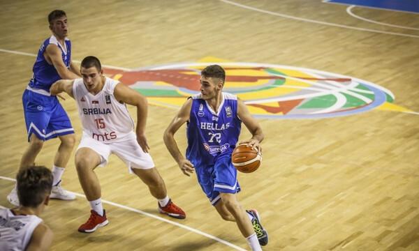 Εθνική Παίδων: Πρεμιέρα με συντριβή από Σερβία