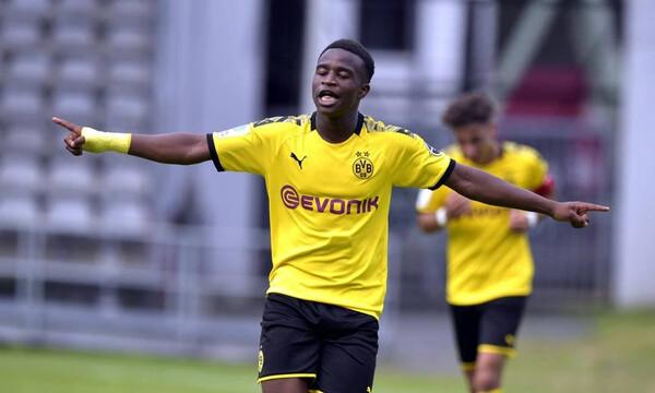 Ντόρτμουντ: Απίθανος 14χρονος άσος, πέτυχε έξι γκολ σε ματς της Κ19 (video)