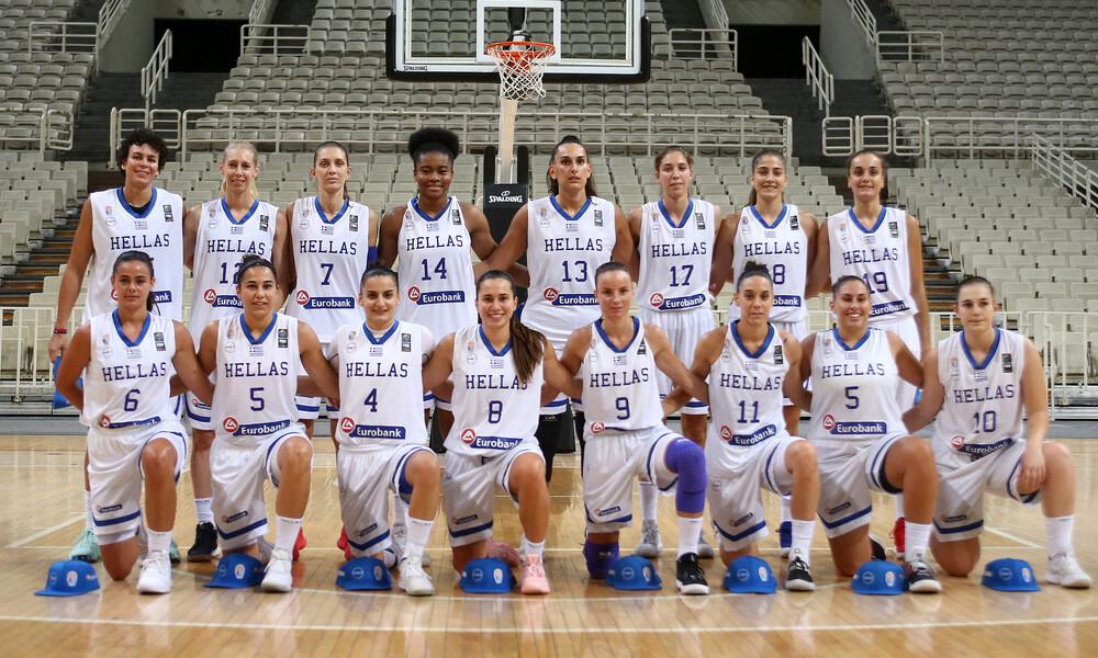 Eθνική γυναικών μπάσκετ: Πρώτη νίκη με ντεμπούτο