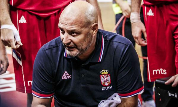 Τζόρτζεβιτς: «Θα περιμένουμε τον Τεόντοσιτς, αλλά δύσκολα θα προλάβει»
