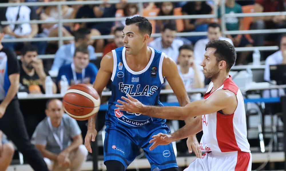 Εθνική Αδρών: Το «ευχαριστώ» του Σλούκα για τη φιλοξενία στο Ηράκλειο
