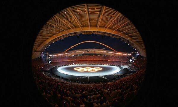Σαν σήμερα το 2004 η εντυπωσιακή τελετή έναρξης των Ολυμπιακών της Αθήνας (video)