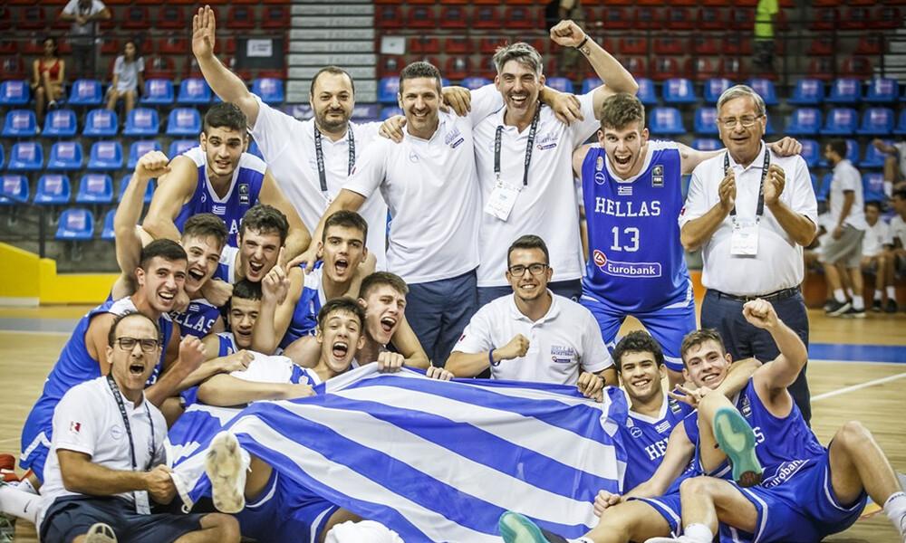 Λιθουανία-Ελλάδα 56-67: Μεγάλη νίκη και είναι στην οκτάδα