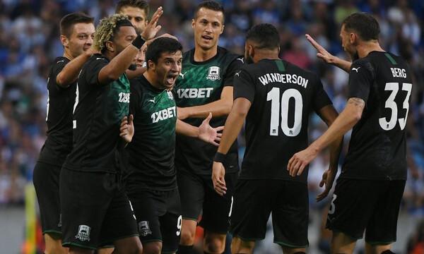 Champions League: Κόντρα σε Μπεργκ και Κρασνοντάρ ο Ολυμπιακός (videos)