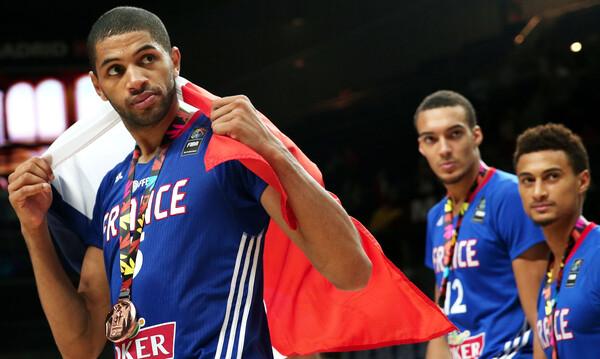 Μπατούμ: «Γεμάτη ταλέντο η νέα γενιά του γαλλικού μπάσκετ»