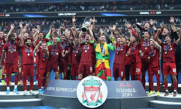 Super Cup: «Κόκκινο» γλέντι στην Πόλη (photos+video)