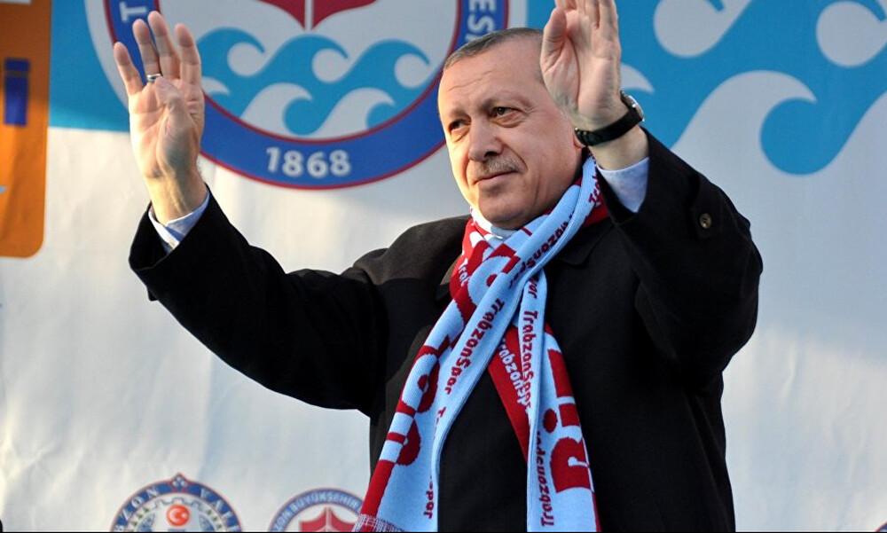 Τράμπζονσπορ: Συγχαρητήρια Ερντογάν ενόψει ΑΕΚ