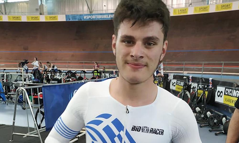 Ποδηλασία πίστας: Πρωταθλητής κόσμου ο Λιβανός στο Κέριν