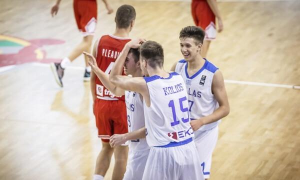 Εθνική Παίδων: «Καθάρισε» την Κροατία και πάει για την Τουρκία