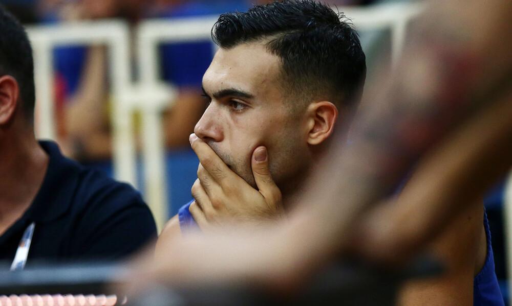 Βουλγαρόπουλος: «Προέχει η υγεία του Σλούκα»