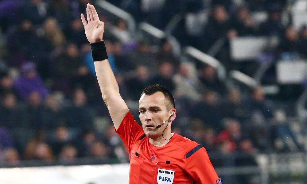 Σλόβαν Μπρατισλάβας-ΠΑΟΚ: Κροατική «σφυρίχτρα» στο πρώτο ματς