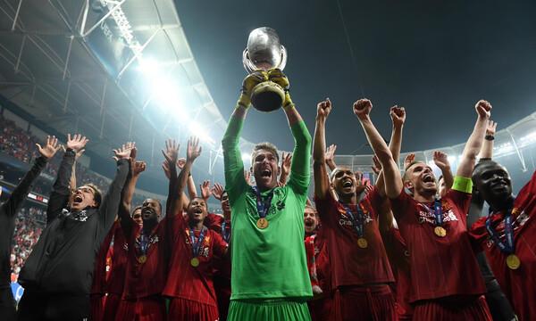 Λίβερπουλ: Η άλλη ματιά της κατάκτησης του Super Cup (video)