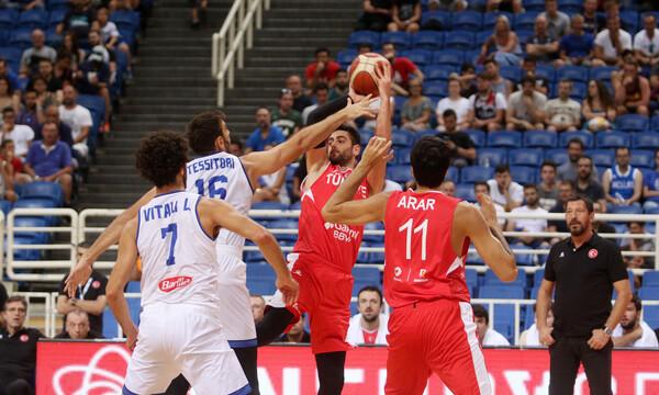 Τουρκία-Ιταλία 72-70: Μεγάλη ανατροπή και τρίτη θέση