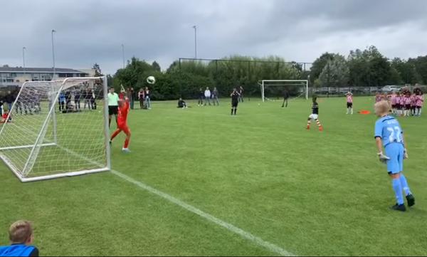 Το πιο… περίεργο πέναλτι σε παιχνίδι Κ12 στην Ολλανδία (video)