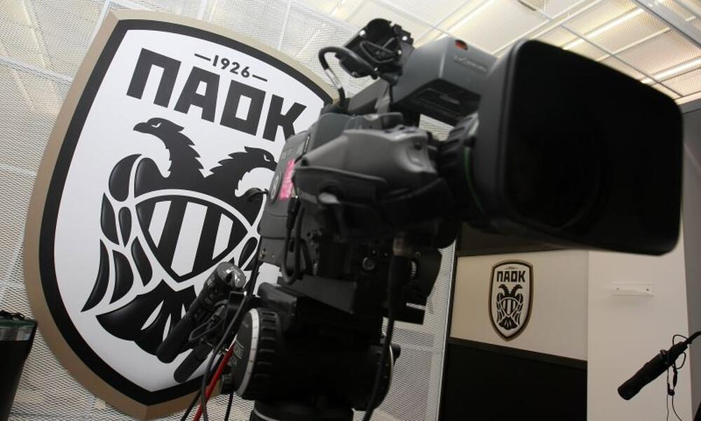 Πάνω από 2500 εγγραφές στο PAOK TV μέσα σε μια ώρα!