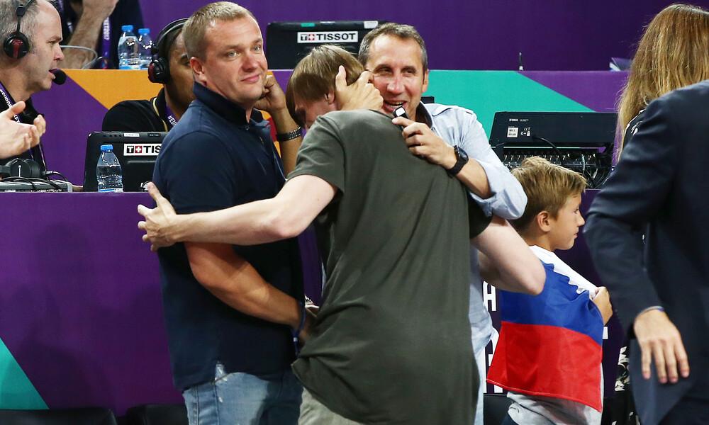 Κιριλένκο: «Θα βοηθήσω τον Μπλατ σε ό,τι χρειαστεί»