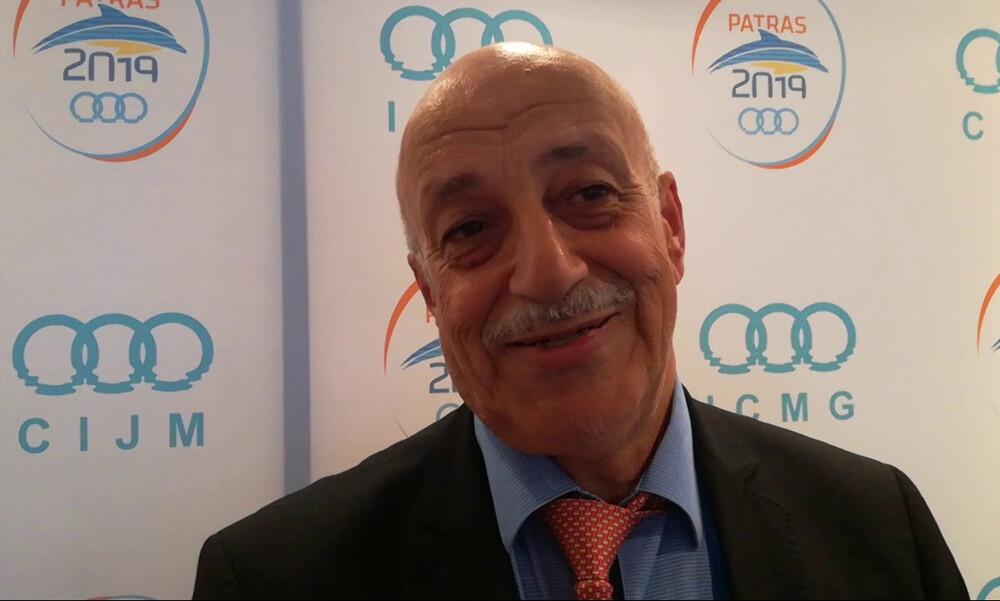 Απόλυτα ικανοποιημένος από τις εγκαταστάσεις ο πρόεδρος της ΔΕΜΑ, Αμάρ Αντάντι