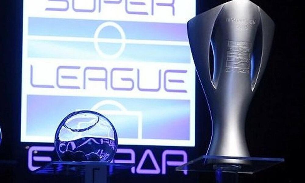 Super League 1: Αλλαγή ώρας σε δύο παιχνίδια - Το πρόγραμμα της πρεμιέρας