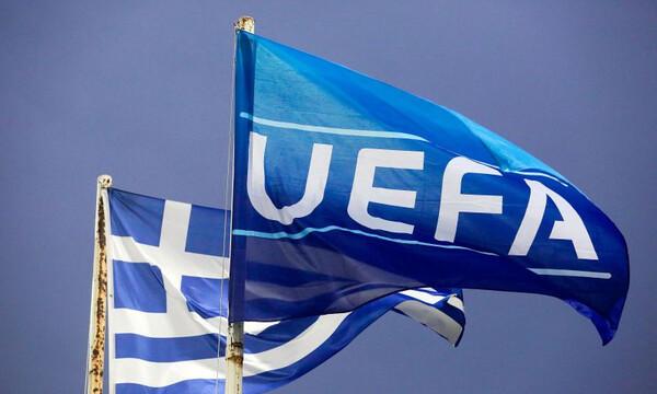 Βαθμολογία UEFA: Σταθερά κάτω από την Κύπρο η Ελλάδα