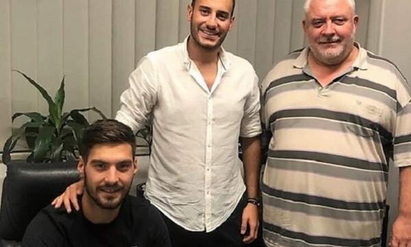 Απόλλων Λάρισας: Ανακοίνωσε Νούσιο